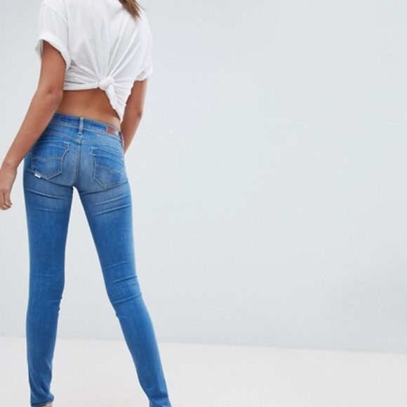 size 40 b8a4b d0b50 Sexy Salsa Wonder push up jeans